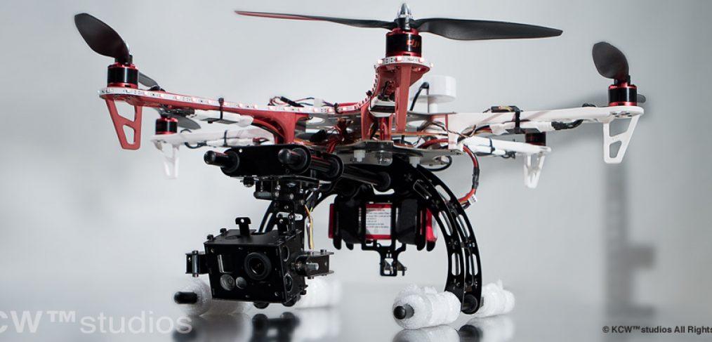 KCW™ studios - DJI Hexacopter